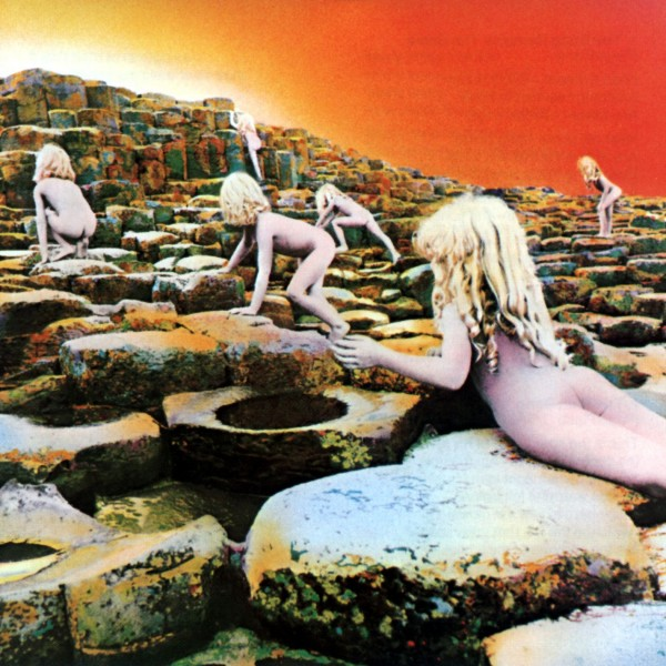 led zeppelin houses of holly album cover wallpaper