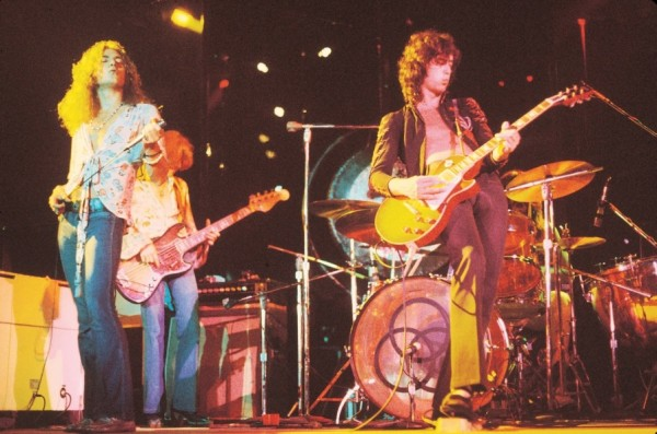 led zeppelin live wallpaper