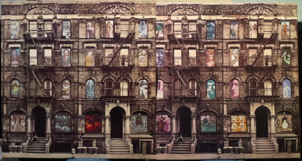led zeppelin physical graffiti wallpaper