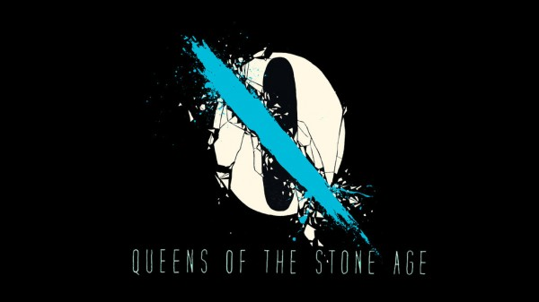 queens of the stone age logo wallpaper like clockwork