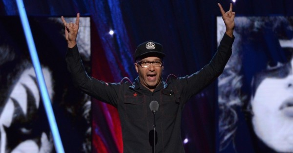 tom morello rock and roll hall of fame kiss induction