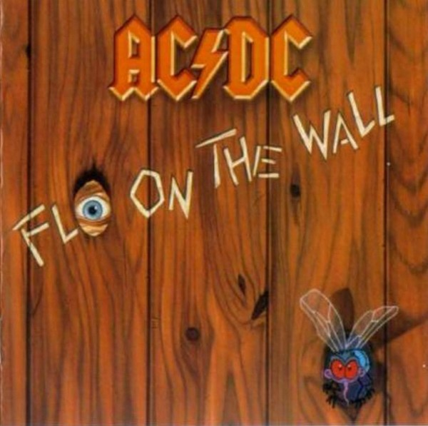 ac dc fly on the wall album cover large wallpaper