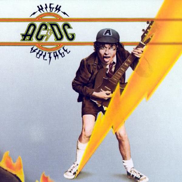 ac dc high voltage album cover large wallpaper