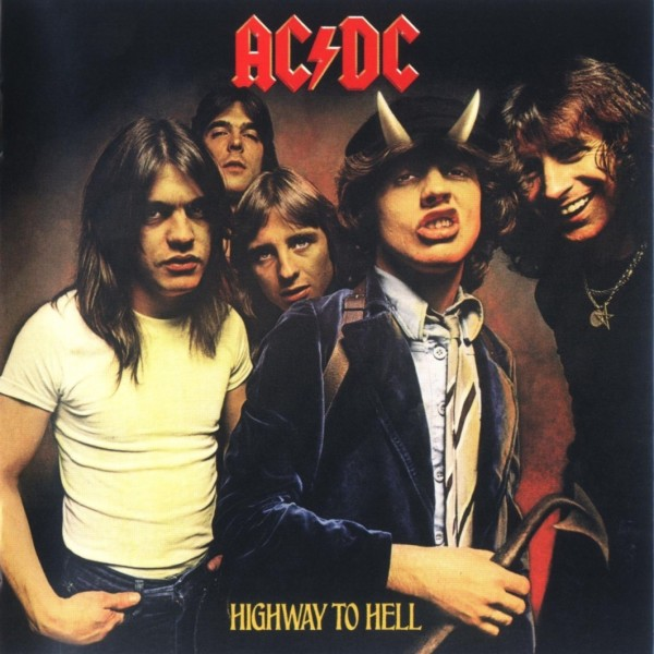 ac dc highway to hell album cover large wallpaper