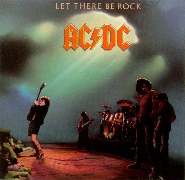 ac dc let there be rock album cover large wallpaper