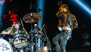 black keys hd picture live on stage