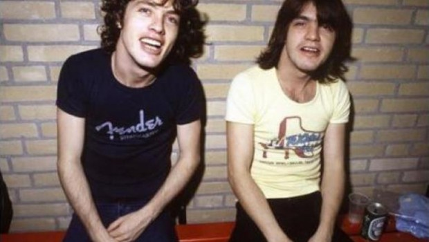 young brothers young rock band acdc
