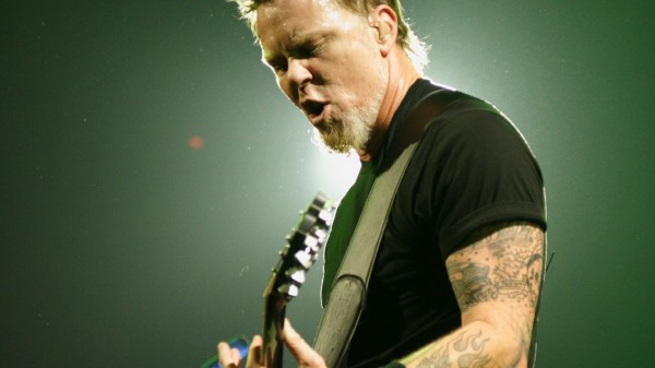 James Hetfield desktop wallpaper