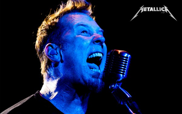 James Hetfield metallica official website hd wallpaper