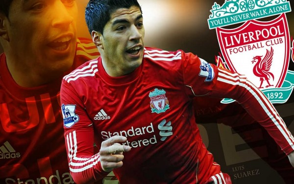 Luis Suarez hd wallpaper liverpool