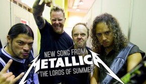 New Metallica song 2014 Lords of Summer