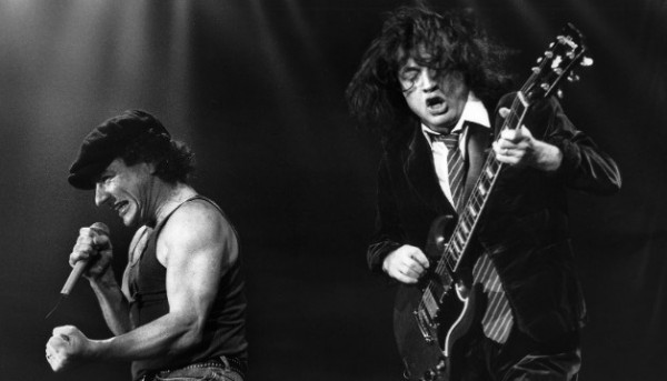 amazing ac dc brian johnson and angus young wallpaper