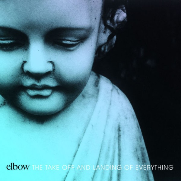 elbow the take off and landing of everything album cover