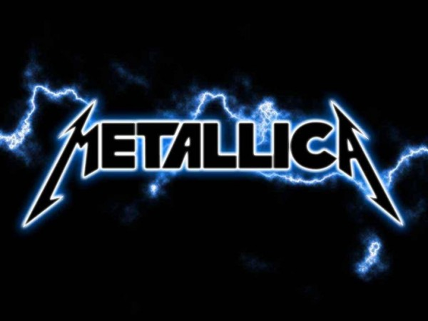 metallica logo desktop backgroud