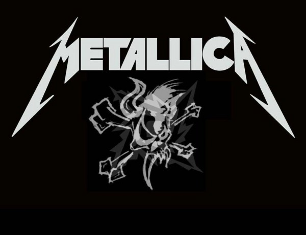 metallica logo wallpaper desktop
