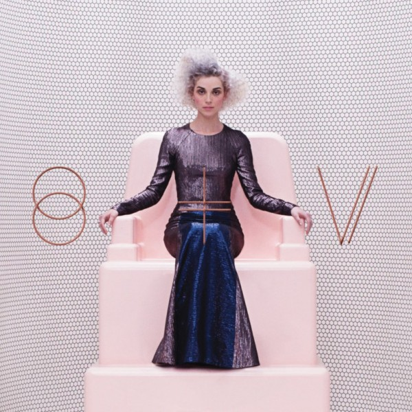 st vincent 2014 album cover