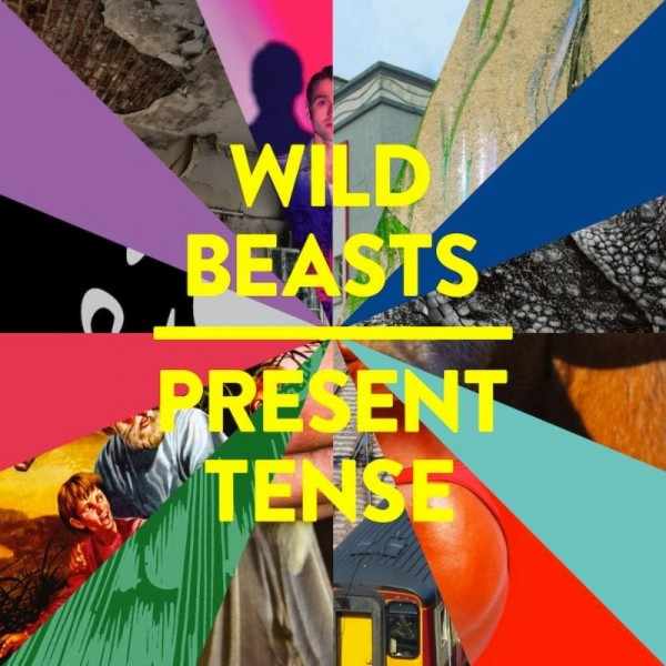 wild beasts present tense album cover