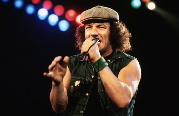 young brian johnson hat wallpaper