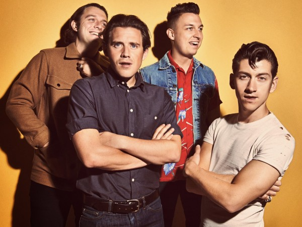 Arctic Monkeys Funny Desktop Wallpaper