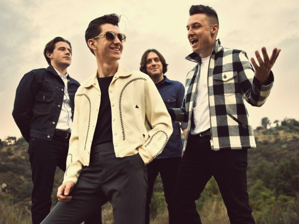 Arctic Monkeys HD Desktop Wallpaper