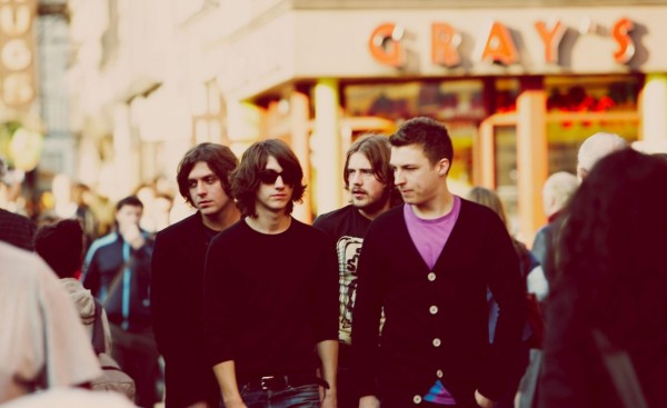 Arctic Monkeys Wallpaper AM Years