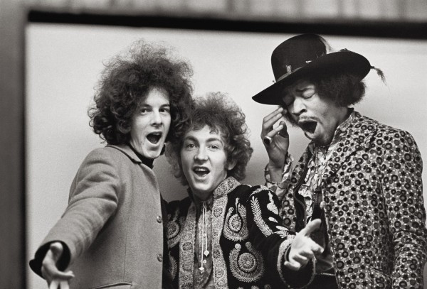 Jimi Hendrix Experience Mitch Noel London wallpaper