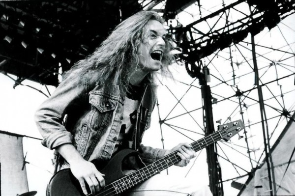 Metallica Cliff Burton bassist large wallpaper