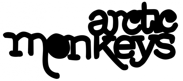arctic monkeys logo wallpaper