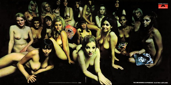 jimi hendrix electric ladyland naked women wallpaper