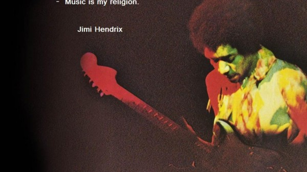 jimi hendrix music is my religion hd wallpaper