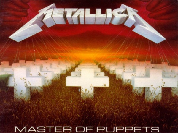 metallica master of puppets cover album wallpaper