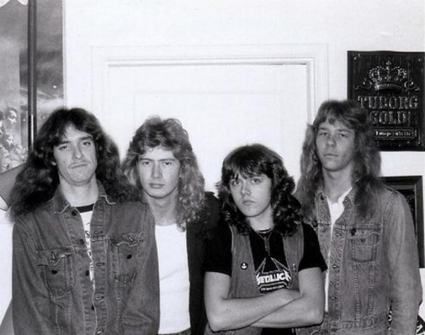 metallica mustaine mcGovney