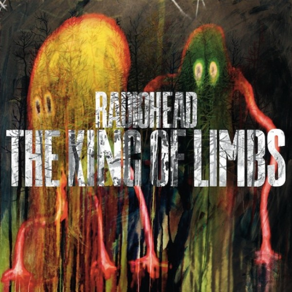 radiohead the king of limbs cover artwork