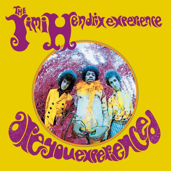 the jimi hendrix experience are you experienced cover art wallpaper