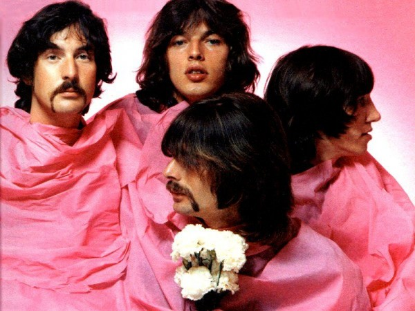 Pink Floyd All Dressed Pink Wallpaper