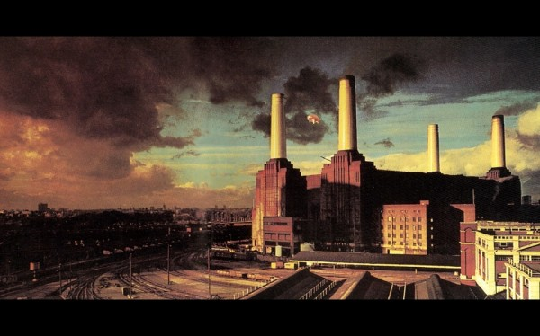 Pink Floyd Animals Cover Full HD Wallpaper