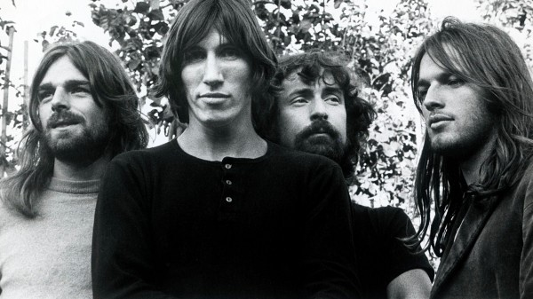 Pink Floyd Band Members Wallpaper DSOTM Era 1973