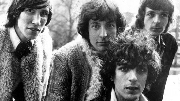 Pink Floyd In The Sixties With Syd Barret Computer Wallpaper