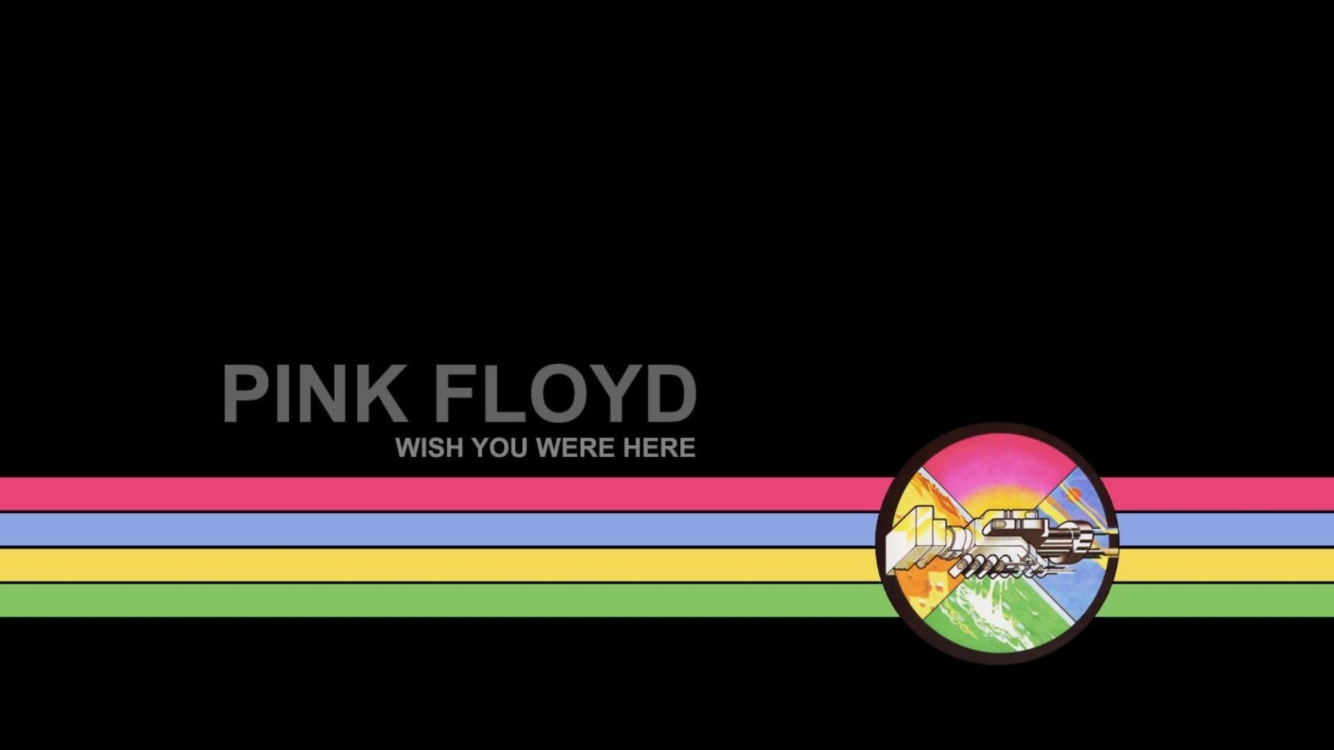 Pink Floyd Wish You Were Here Desktop Full HD Wallpaper
