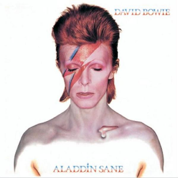 david bowie aladdin sane classic cover album wallpaper