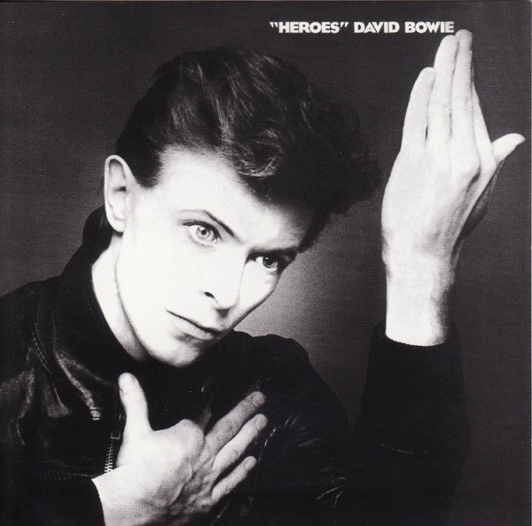 heores david bowie 1977 album cover wallpaper