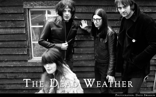 the dead weather band wallpaper