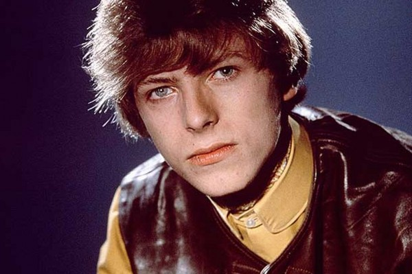 very young david bowie wallpaper
