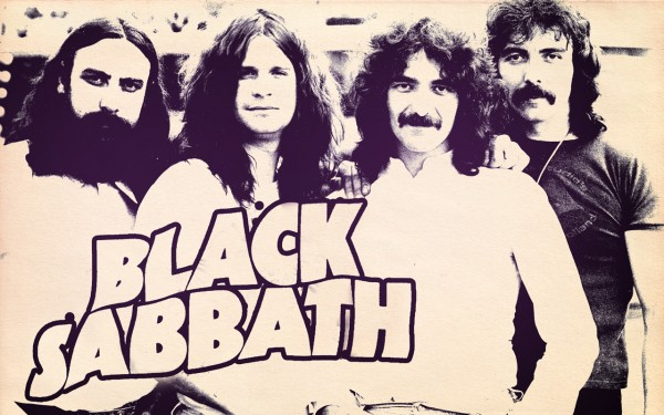 Black Sabbath Heavy Metal Desktop Wallpaper