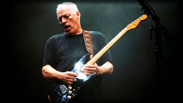 David Gilmour Guitar Wallpaper