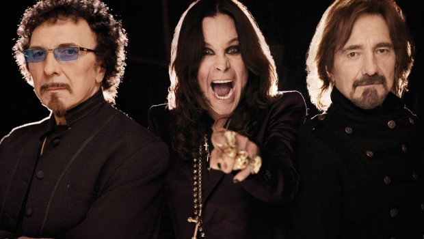 Old Members Of Black Sabbath 2013 Trio Wallpaper