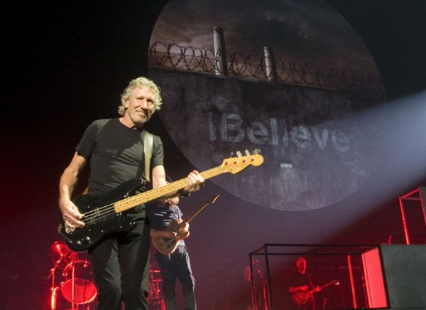 Roger Waters Bass Guitar