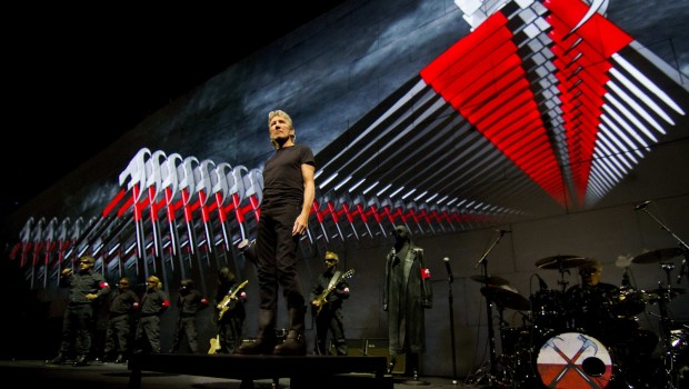 Roger Waters The Wall Live Tour Wallpaper Desktop