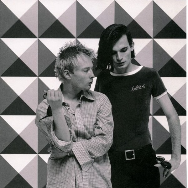Thom Yorke and Jonny Greenwood 1996 Poster