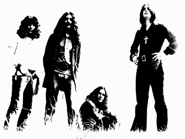 Black Sabbath Background Wallpaper